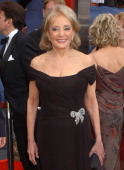Barbara Walters during 33rd Annual Daytime Emmy Awards Arrivals at Kodak Theatre in Hollywood CA United States