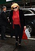Barbara Walters is seen in 'Mindtown Manhattan' on December 9 2013 in New York City