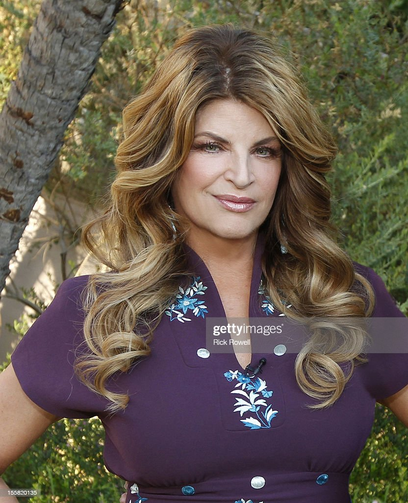 NIGHTLINE - Barbara Walters visits actress Kirstie Alley at her California home, for an interview which will air on NIGHTLINE, Monday, Nov. 12 (11:35pm, ET) on the ABC Television Network. (Photo by Rick Rowell/ABC via Getty Images) KIRSTIE