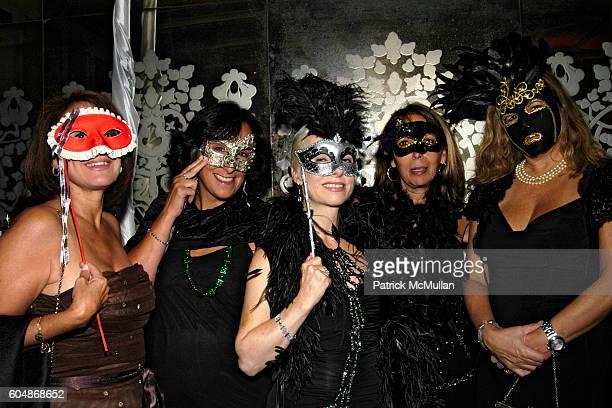 Barbara Witt Heidi Silverstein Rosalind Landis Leanne Schanzer and Debra Joester attend Mercedes Ellington and Alex Donner Katrina Benefit at Twenty...