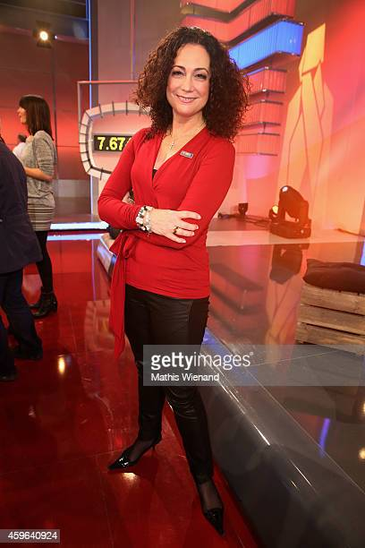 Barbara Wussow attends the RTL Telethon 2014 on November 21 2014 in Cologne Germany