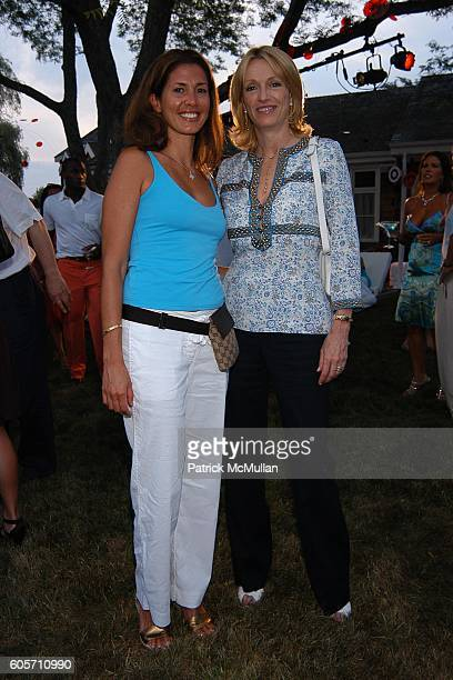 Barbara Zangrilli and Patty Findlay attend ART FOR LIFE benefit for the RUSH PHILANTHROPIC ARTS FOUNDATION hosted by Russell and Kimora Lee Simmons...