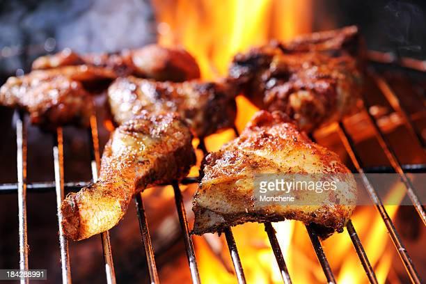 Gegrilltes Chicken