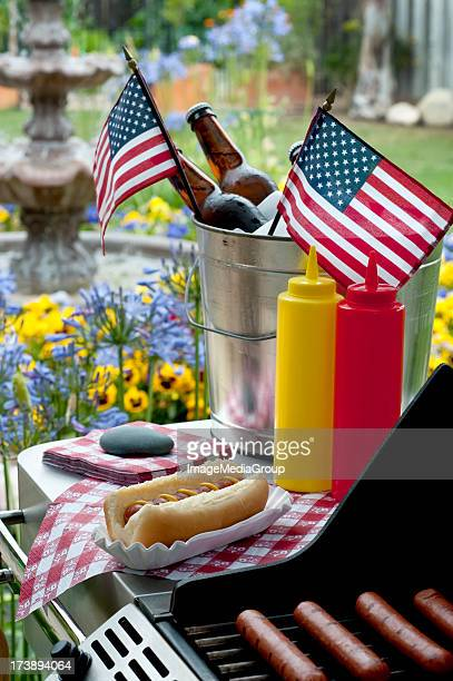 Barbecue on Independence Day