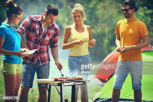 Soirée Barbecue.