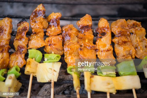 Barbecue : Foto stock