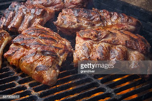 how to cook baby back ribs on a charcoal grill