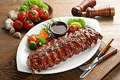 Barbecued ribs, Deunggalbi