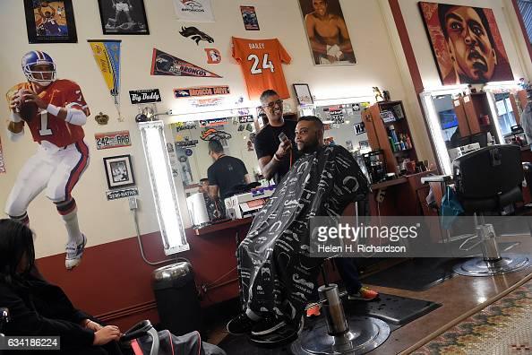Resurgence in popularity of Barber shops in Denver, Colorado.