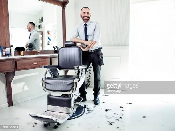 Negozio del barbiere
