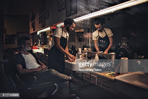 Barber shop stories