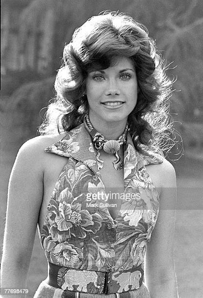 Barbi Benton at the Playboy Mansion in Los Angeles CA 1975 Various Locations Mark Sullivan 70's Rock Archive Burbank CA