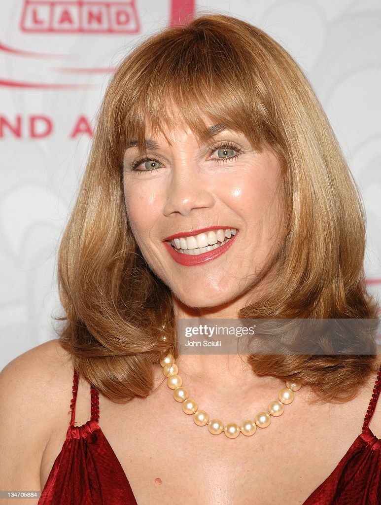 Barbi Benton during 5th Annual TV Land Awards - Arrivals at Barker Hanger in Santa Monica, CA, United States.