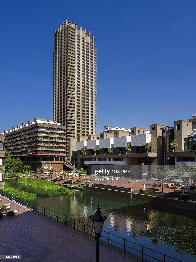 Barbican Centre, London, UK