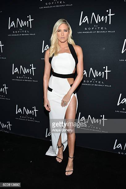 Barbie Blank attends LA NUIT by Sofitel Los Angeles at Beverly Hills at Sofitel Hotel on April 20 2016 in Los Angeles California