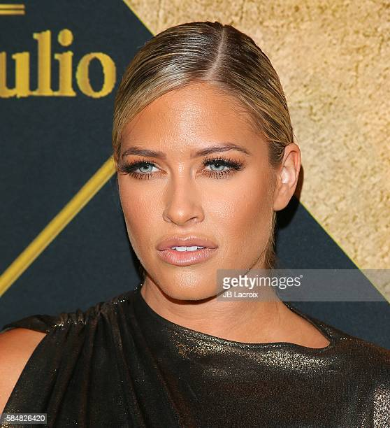 Barbie Blank attends the Maxim Hot 100 party on July 30 2016 in Hollywood California