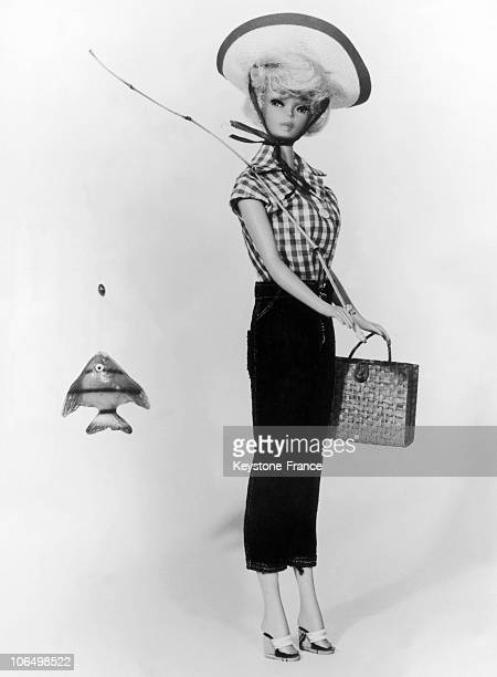 Barbie Doll In 1963