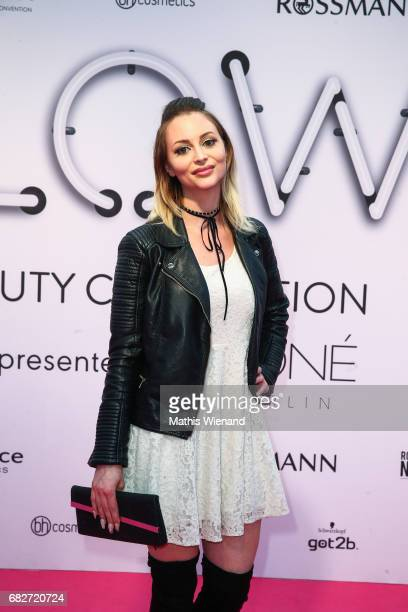 barbierella attends the GLOW The Beauty Convention on May 13 2017 in Duesseldorf Germany