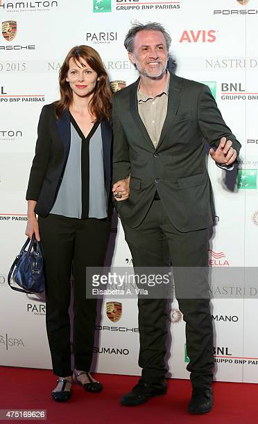 Barbora Bobulova attends '2015 Nastro D'Argento Award' Nominees Announcement at Maxxi Museum on May 29 2015 in Rome Italy