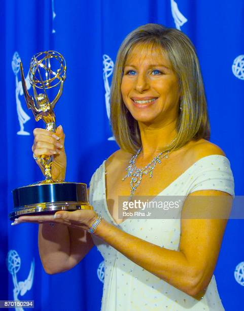 Barbra Streisand at the 47th Primetime Emmy Awards Show on September 10 in Pasadena California
