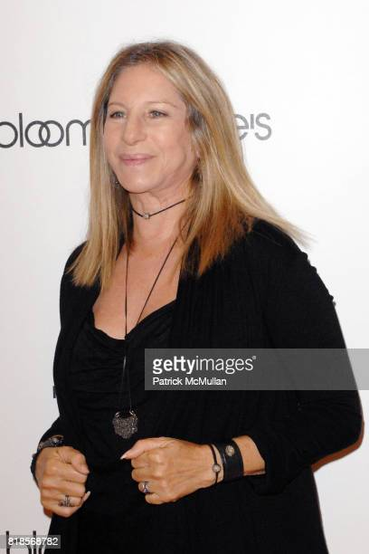 Barbra Streisand attends Bloomingdale's Santa Monica Hosts PreOpening Gala to Benefit Support CedarsSanai Heart Institute Women's Heart Center at...
