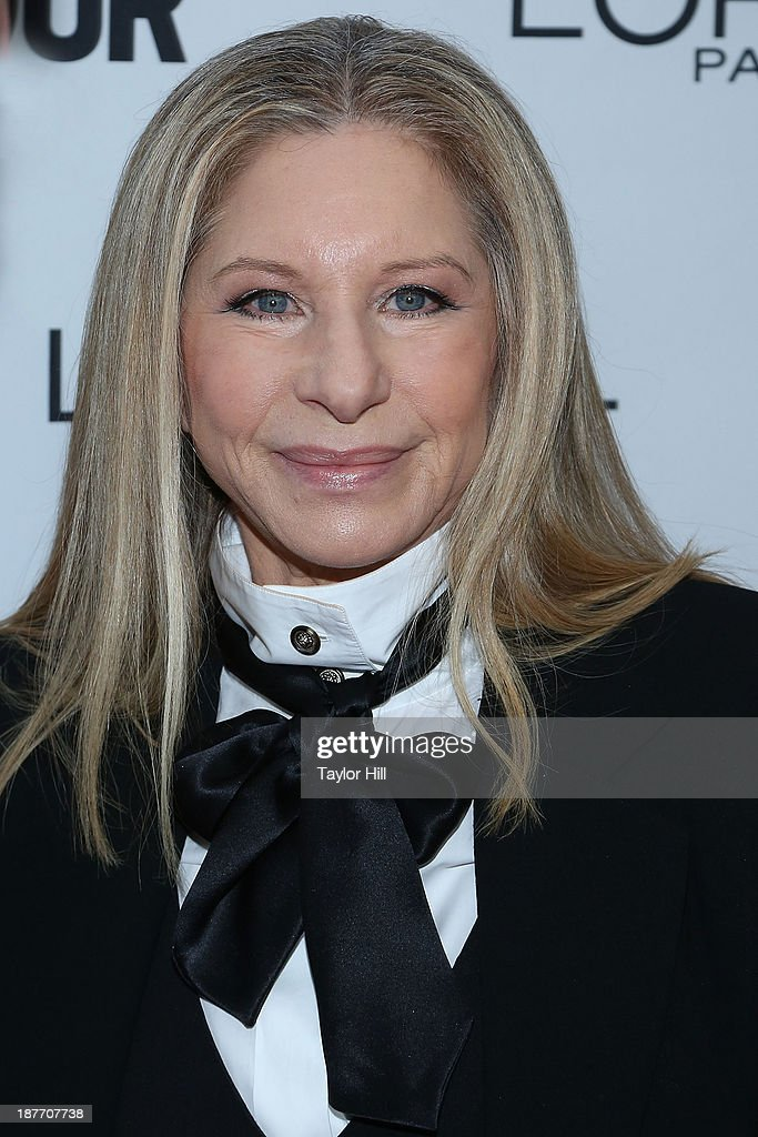 <a gi-track='captionPersonalityLinkClicked' href=/galleries/search?phrase=Barbra+Streisand&family=editorial&specificpeople=200745 ng-click='$event.stopPropagation()'>Barbra Streisand</a> attends the Glamour Magazine 23rd annual Women Of The Year gala on November 11, 2013 in New York, United States.