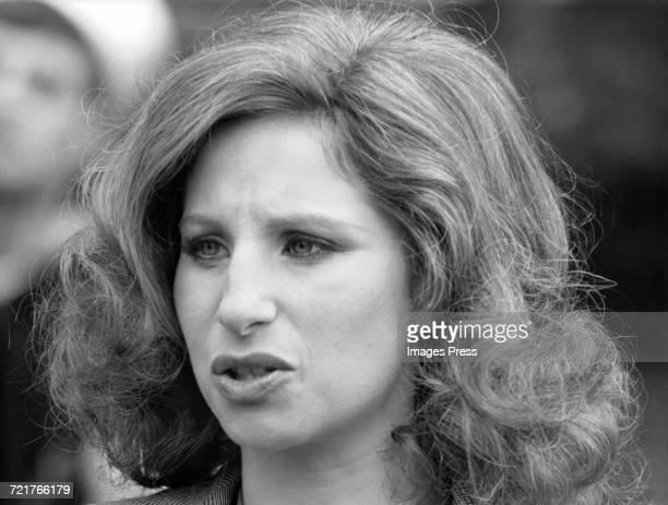 Barbra Streisand circa 1974 in New York City