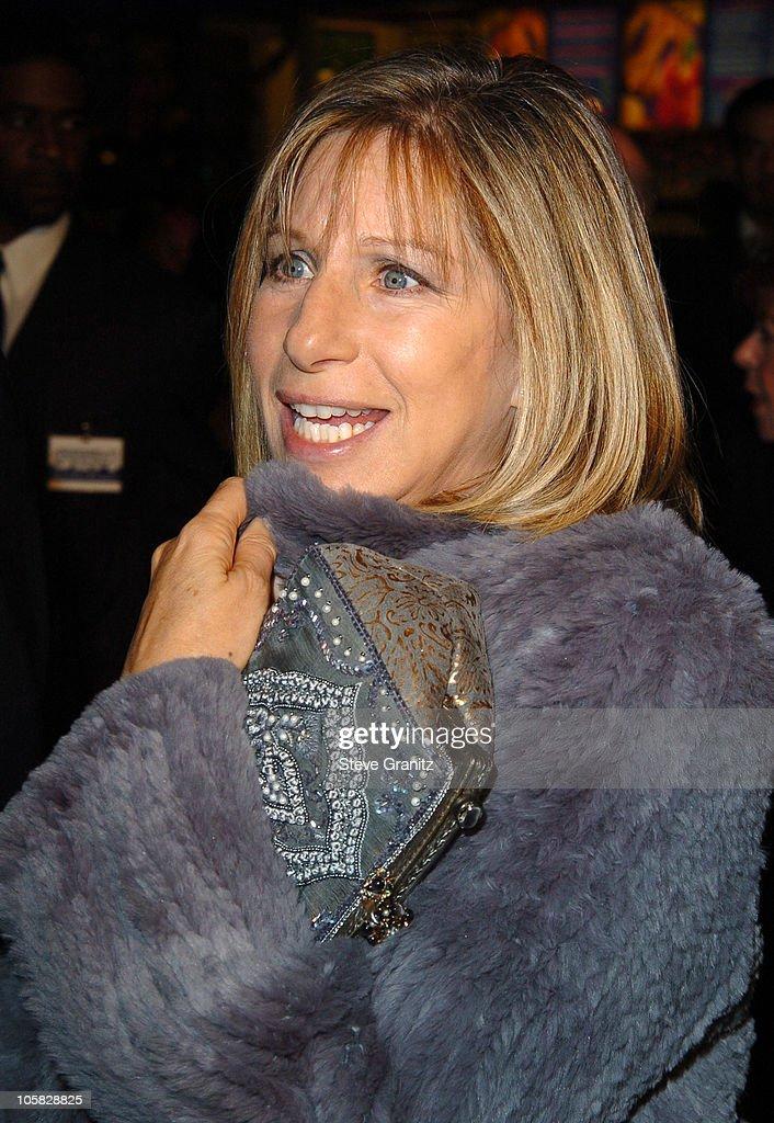 """Meet The Fockers"" Los Angeles Premiere - Arrivals | Getty ...  Barbra Streisand Meet The Fockers"