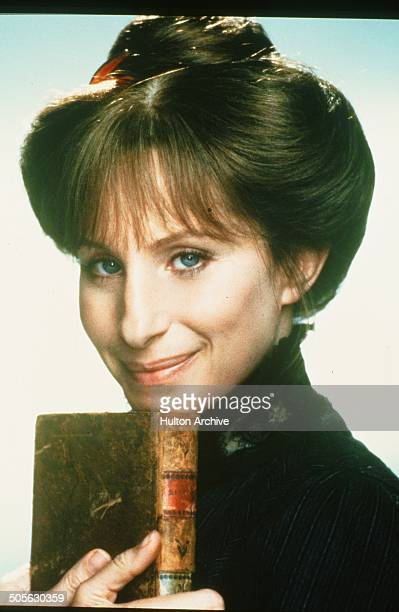 Barbra Streisand poses for the movie 'Yentl' circa 1983