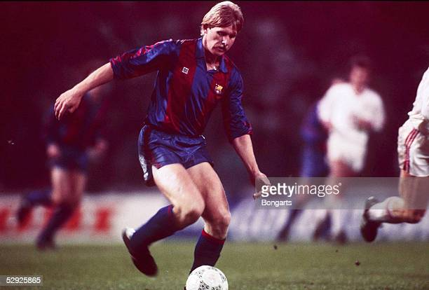 Barcelona Bernd SCHUSTER/FC BARCELONA EINZELAKTION