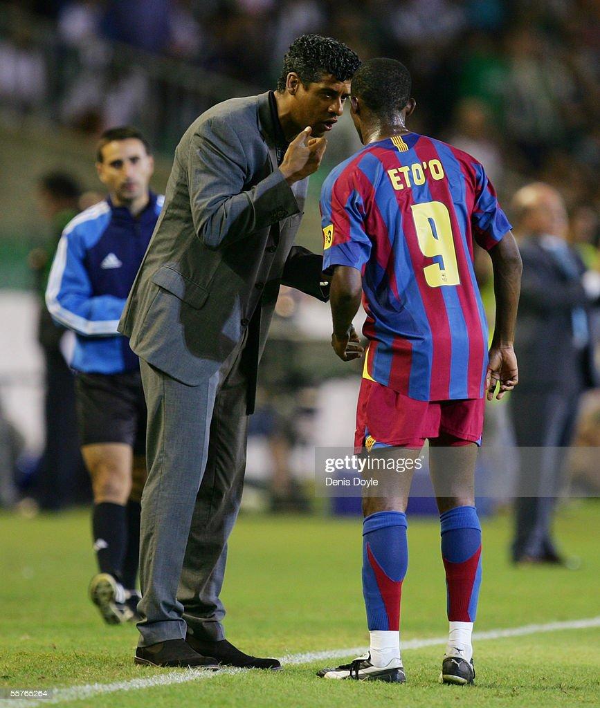Real Betis v Barcelona s and