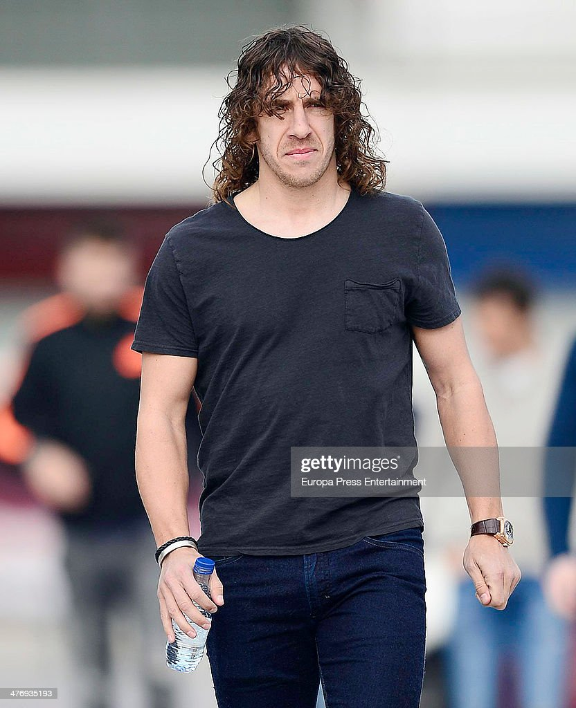 Carles Puyol Announces His Retirement of Barcelona Football Team