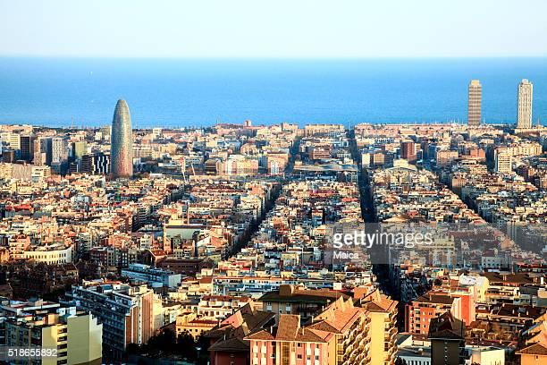 Paisagem de Barcelona