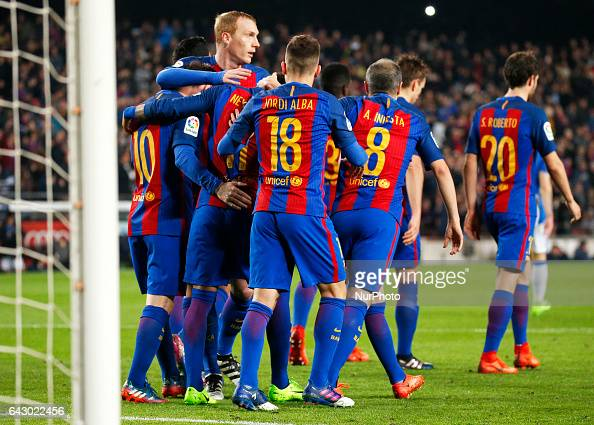 FC Barcelona v CD Leganes - La Liga : News Photo