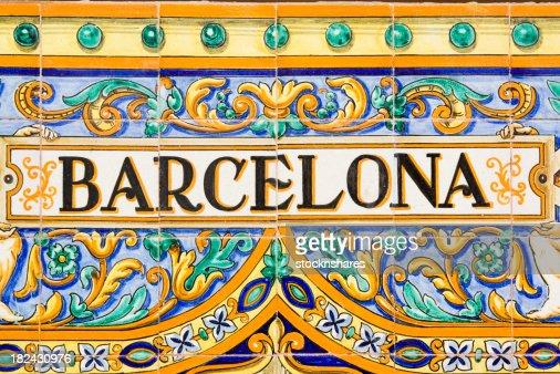 Barcelona Spanish Tiles
