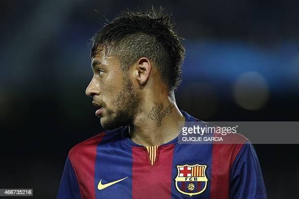 Neymar Da Silva Tattoos Manchester City Tattoo...