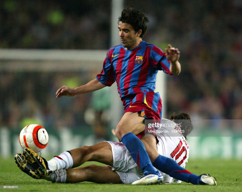 Soccer UEFA Champions League Semi Final Second Leg