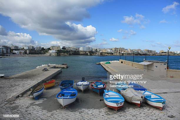 Barche ad Otranto