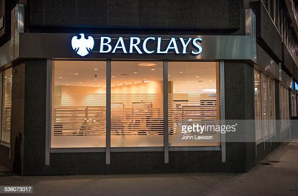 Barclays Bank London England