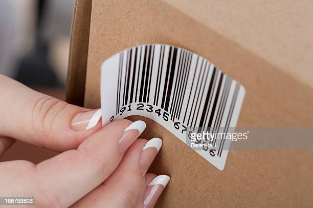 Barcode-label