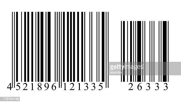 Barcode - numbered2