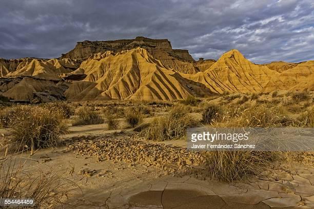 Bardenas Reales, Navarra, Spain, desert