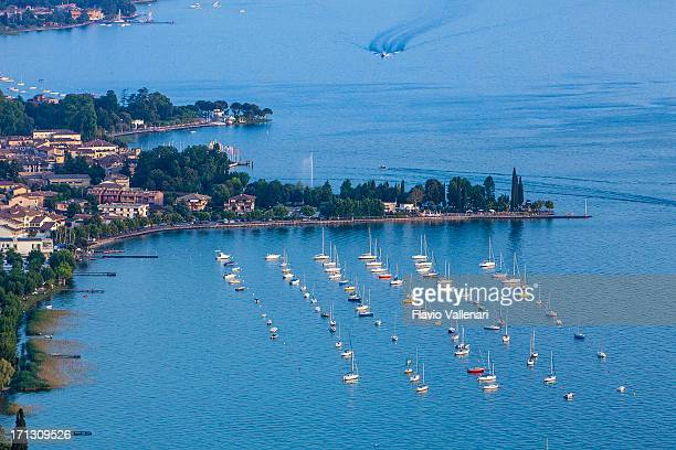 Bardolino From Above, Lake Garda
