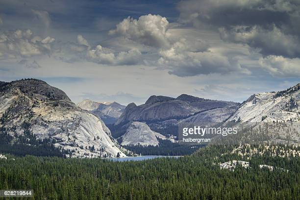 Bare Mountains in Yosemite Valley