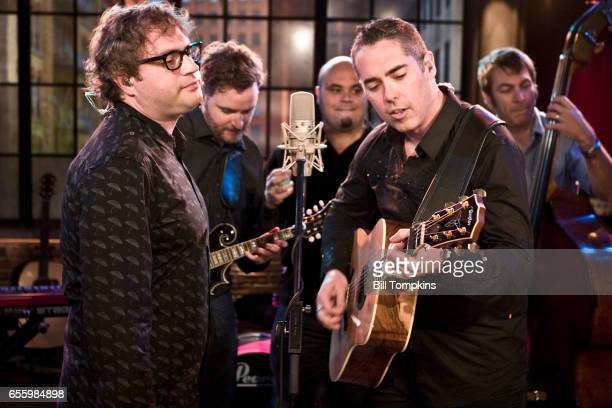 Bare Naked Ladies appear on the TV show PRIVATE SESSIONS on November 11 2007 in New York City