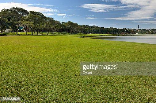 Barigui Park - Curitiba : Stock Photo