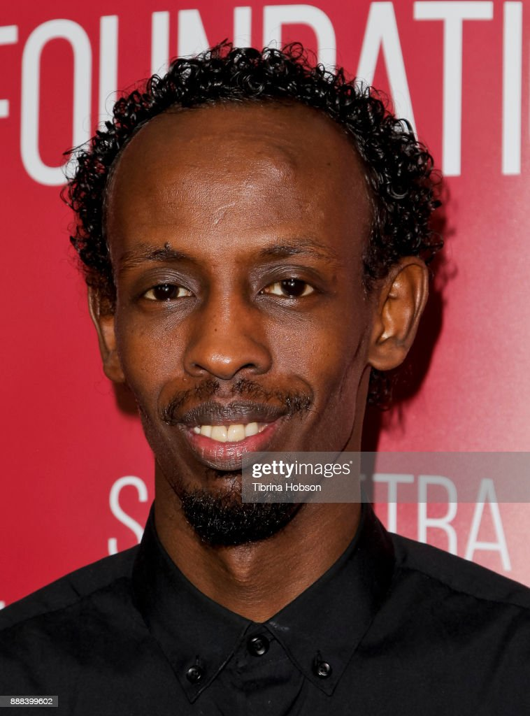 Barkhad Abdi attends SAG-AFTRA Foundation's Conversation and screening of 'The Pirates Of Somalia' at SAG-AFTRA Foundation's screening room on December 7, 2017 in Los Angeles, California.