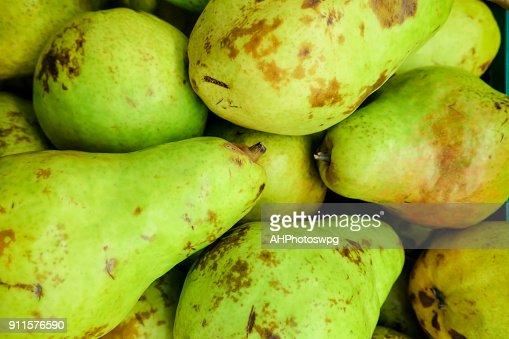 barlett pear : Stock Photo