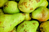 a pile of pear