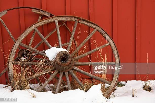 Fienile e Wagon ruote